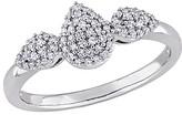 Diamond Select Cuts 14K 0.20 Ct. Tw. Diamond Ring