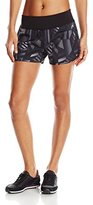 Head Women's Solo Mixmeup Print Short