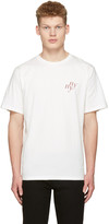 Saturdays NYC Ivory ny Ny T-shirt