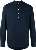 Hope mandarin collar shirt - men - Cotton - 46