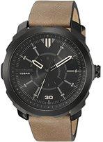 Diesel Men's DZ1788 Machinus Brown Leather Watch