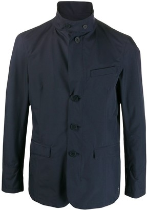 Herno Tailored Rain Jacket