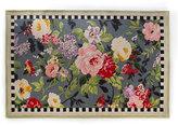 Mackenzie Childs MacKenzie-Childs Tudor Rose Rug, 5' x 8'