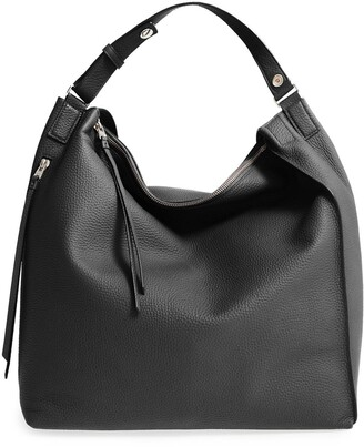 AllSaints Kita Convertible Leather Backpack