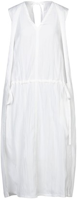 Helmut Lang 3/4 length dresses