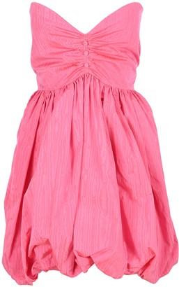MSGM Balloon Mini Dress
