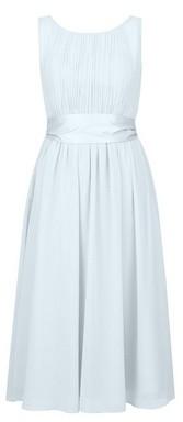Dorothy Perkins Womens **Tall Blue 'Bethany' Bridesmaid Midi Dress, Blue
