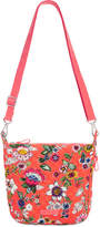 Vera Bradley Carson Small Hobo Crossbody