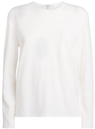J Brand Long-Sleeved Tate T-Shirt