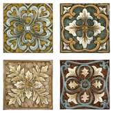 Aurora Decorative Wall Panels - Set of 4