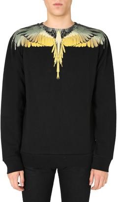 Marcelo Burlon County of Milan Crew Neck Sweatshirt