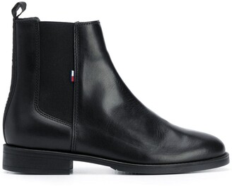 Tommy Jeans Ankle-Length Boots
