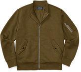 Ralph Lauren 8-20 Double-Knit Bomber Jacket