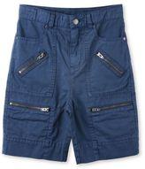 Stella McCartney oliver blue shorts