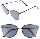 Leith Women's 62Mm Sunglasses - Black