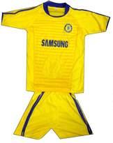 Praga Kids Chelsea Jersey Shorts Soccer Football (7-8 yrs, )