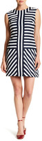 Taylor Stripe Midi Dress