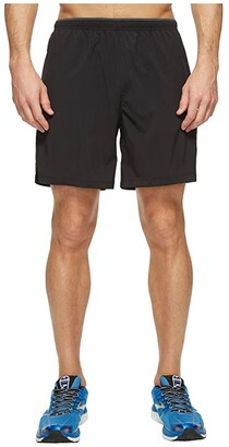 Brooks Go-To 7 Shorts (Black) Men's Shorts