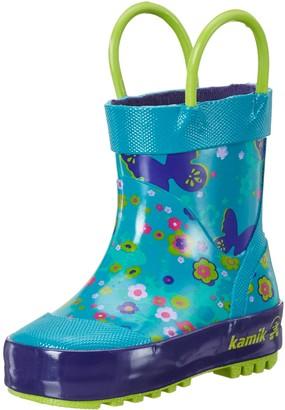 Kamik Girl's Flutter Rain Boot