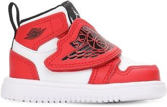Nike Sky Jordan 1 Mid Top Sneakers