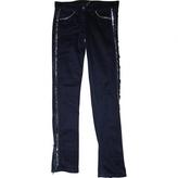 Isabel Marant Studded Essia Jeans