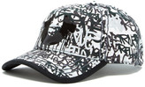 True Religion Clea Gel Print Ball Cap