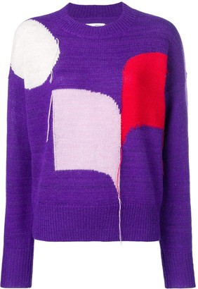 Etoile Isabel Marant Colour-Block Sweater