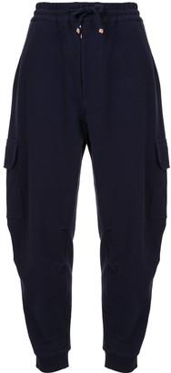 Brunello Cucinelli Cargo Style Track Pants
