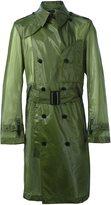 Y-3 translucent coat