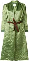 Forte Forte belted coat