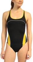 Speedo Mercury Spliced Drop Back Swimsuit 30001