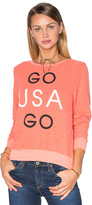 Wildfox Couture Go Team Go Tee