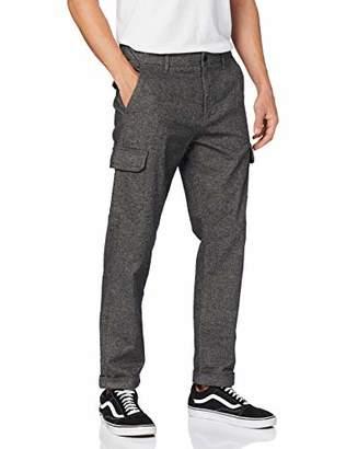 Q/S designed by Men's 40.910.73.2378 Trouser,(Size: 36)