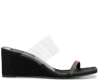 Pedro Garcia Idaly clear sandals
