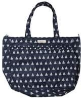 Ju-Ju-Be Infant Super Be - Coastal Collection Diaper Bag - Blue
