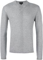 Emporio Armani v-neck jumper