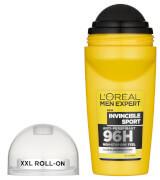 Loréal Paris Men Expert L'Oreal Men Expert Invincible Sport 96H Roll On Anti-Perspirant Deodorant 50ml