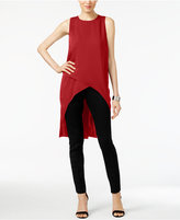 Alfani Crossover High-Low Top, Created for Macy's