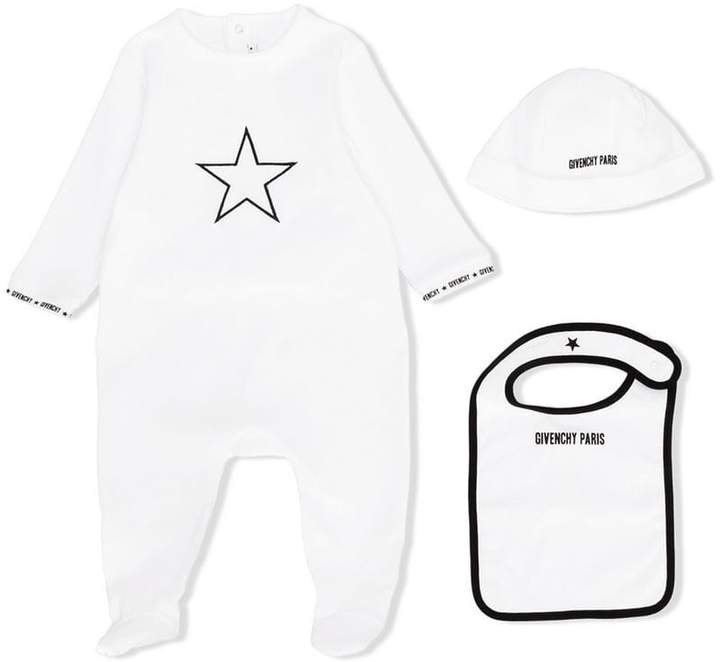 Givenchy Kids logo pajama set