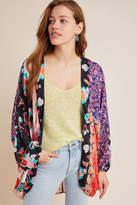 Anthropologie Titania Cocoon Kimono