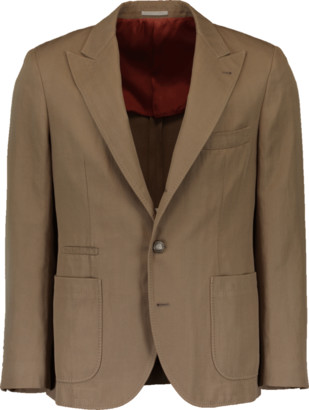 Brunello Cucinelli Suit Type Jacket
