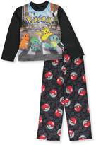"Pokemon Big Boys' ""Street Team"" 2-Piece Pajamas"