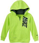 Nike Boys 4-7 Therma-FIT Quarter-Zip Hoodie