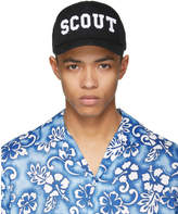 DSQUARED2 Black Scout Cap