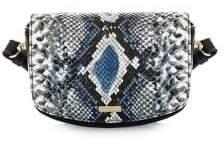 Brahmin Ballington Lil Convertible Leather Belt Bag