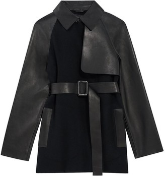 Theory Combo Trench