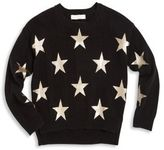 Burberry Little Girl's & Girl's Star Cashmere Sweater