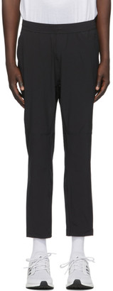 adidas Black Aeroready 3-Stripe Track Pants