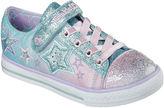 Skechers Enchanters Girls Light-Up Sneakers - Little Kids