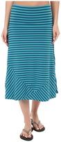 Exofficio WanderluxTM Stripe Convertible Skirt